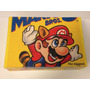 Caja Madera Juegos Gameboy Advance Nintendo Mario 3