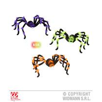 Toy Arañas - Flexible Furry 75cm - Violeta Verde Naranja