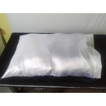 Funda De Almohada Blanca Para Sublimar Sublimación Sublimado