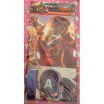 Avengers Mantel De Plástico Para Tablón Artículos De Fiesta