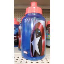 Fiesta Capitan America Civil War Cilindro Botella! Recuerdo