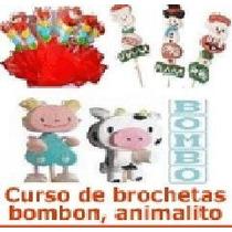 Aprende A Crear Paletas,galletas,gomita Y Brochetas De Bombo
