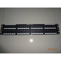 Patch Panel Panduit Cat 5e 48 Puertos Nuevo Dp485e88tgy