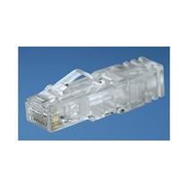 Plug Rj45 Panduit Cat. 6 Paquete C/100 Sp688-c