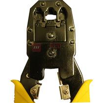 Pinzas Ponchadoras Conectores Rj45 Rj11 Rj9 Con Pelador