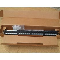 Patch Panel Cat 5e 24 Puertos Panduit