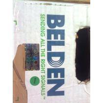Cable Utp Belden Cat 5e Gris