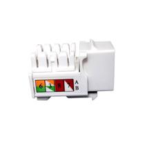 5 Piezas Jack Rj45 Cat6 Conector Hembra Red Utp Gigabit Fn4