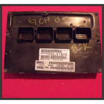 Computadora Jeep Grand Cherokee P56044516ae 3.7 2005-2006