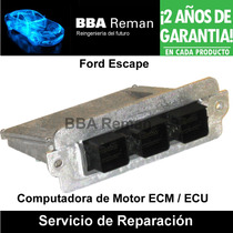 Ford Escape Focus Mazda Tribute 2005 Ecm Ecu Pcm Reparación