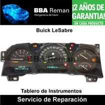 Buick Lesabre 95 96 97 98 99 Tablero Instrumentos Reparacion