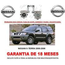Bomba Licuadora Direccion Hidraulica P/caja Nissan X-terra