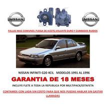Bomba Licuadora Direccion Hidraulica Nissan Infiniti G20 Omm
