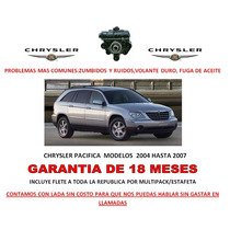 Bomba Licuadora Direccion Hidraulica Chrysler Pacifica Au1