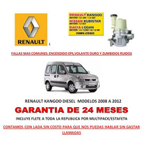 Bomba Direccion Electrohidraulica Renault Kangoo Diesel Lbf