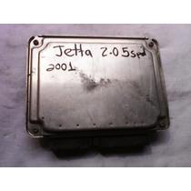 Computadora Usada Para Jetta 2001. Para Carro Estdr. 5 Vel.