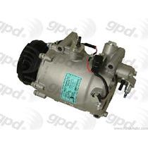 Compresor Aire Acondicionado Honda Crv 2002-06 Original!
