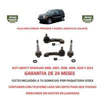 Bieletas/terminales P/caja Direccion Hidraulica Jeep Liberty