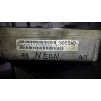 Ecm Ecu Pcm Computadora 1998 Dodge Neon Dohc A/t 5293065ad