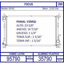Radiador Ford Focus Motor 2.0 2000 2001 2002 2003 2004 2005