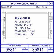 Radiador Ford Ecosport 1.6 Lts 1999 2000 2001 2002 2003