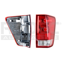 Calavera Nissan Titan 04-12 S Arnes C Luz P Caja