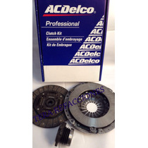 Kit Clutch Chevrolet Optra Motor 2.0 Acdelco