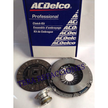 Kit Clutch Chevrolet Astra 2.0,2.2 Y 2.4 Acdelco