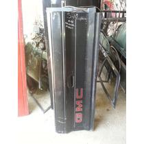 Tapa De Caja Batea De Gmc S-10 Modelo 1984 - 1993