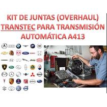 Kit Juntas (overhaul) Transmision A413 Voyager Spirit Neon