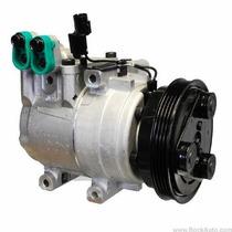 Compresor Aire Acondicionado Hyundai Accent Y Varios Nuevo!