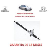 Caja Direccion Hidraulica Cremallera Honda Accord 4cyl 94-97
