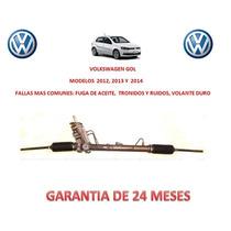 Caja Direccion Hidraulica Cremallera Volkswagen Gol 2014