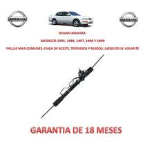 Caja Direccion Hidraulica Cremallera P/bomba Nissan Maxima