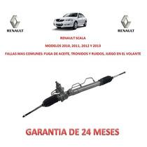 Caja Direccion Hidraulica Cremallera P/ Bomba Renault Scala