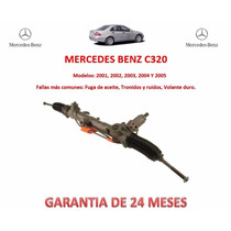 Caja Direccion Hidraulica Cremallera Mercedes Benz C320 2002