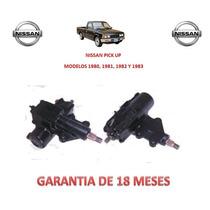 Caja Sinfin Direccion Mecanica Nissan Pick Up 1980 A 1983
