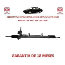 Caja Direccion Hidraulica Cremallera P/bomba Chrysler Cirrus