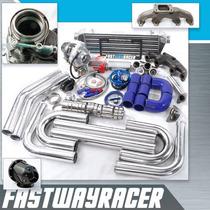 Turbo Kit T4 P/ Jetta Golf A2 A3 Mk2 Mk3
