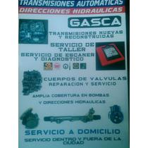 Transmisiones Automaticas Gasca