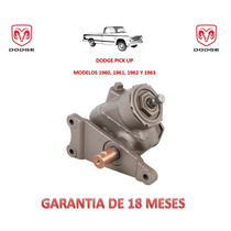 Caja Sinfin Direccion Mecanica Dodge Pick Up 1960 A 1963