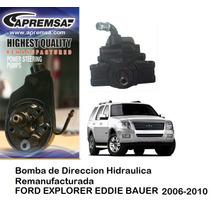 Bomba De Direccion Licuadora Ford Explorer Eddie Bauer 06-10