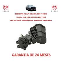 Bomba Licuadora Direccion Hidraulica Dodge Ram Pick 2004