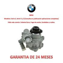 Bomba Licuadora Dirección Hidráulica Bmw Serie 3,serie 5, Z3