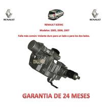 Columna Dirección Electro Asistida Eps P/caja Renault Scenic