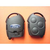 Carcasa Control Alarma Y Llave Ford Fiesta, Monde, Ikon