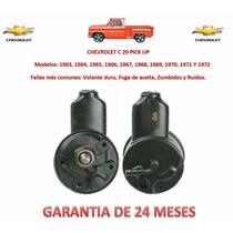 Bomba Licuadora Direccion Hidraulica Chevrolet C20 1963-1972