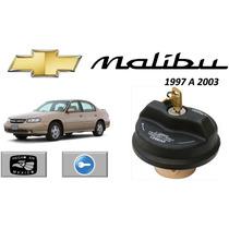 97-03 Chevrolet Malibu Tapon De Gasolina Con Llave Nacional