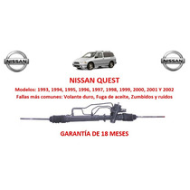 Caja Direccion Hidraulica Cremallera Nissan Quest 1998
