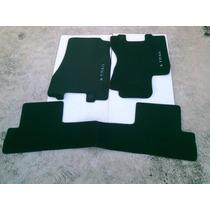 Tapetes Originales X-trail Todos Modelos Color Negro
